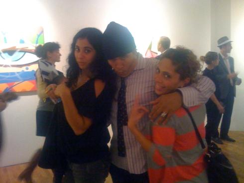 AM, Doze and Yvette