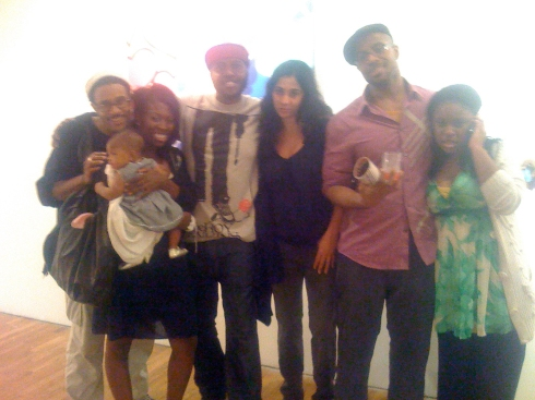 ok last photo guys... soul n fam, pen, me, jamel, n shanalovesPR- good job on event gurl:)