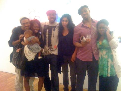 ok last photo guys... soul n fam, pen, me, jamel, n shanalovesPR- good job on event gurl:)