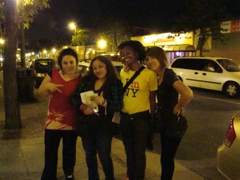 the ladies the ladies:)