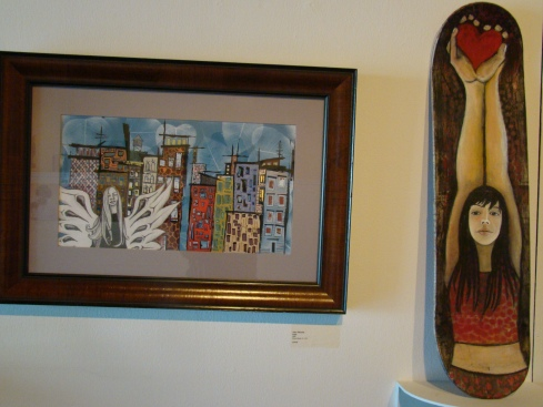 more of my art in gallery