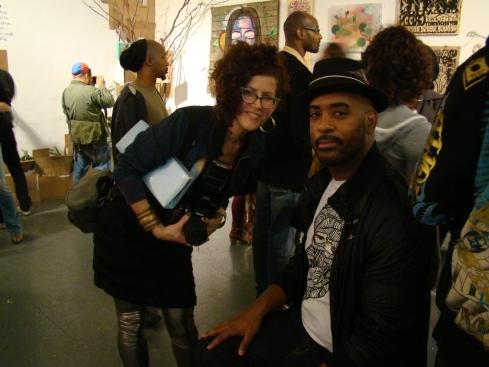 Stephanie Land and Tony Peralta:)