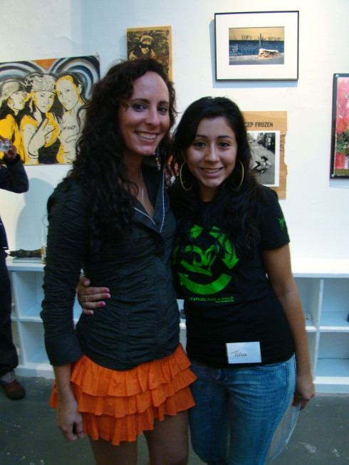 my fam- cuz Jessica and Talia (YOUNITY YOUTH)- thx for all ur help